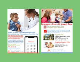 #28 for Rack Card and 8.5 x 11 for Pediatrician's Office af graphics1111