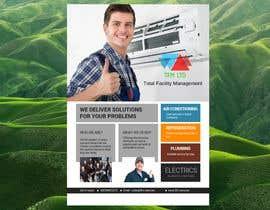 #8 for Design a leaflet for our Facility Management Company. af Arghya1199