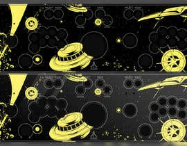 #12 for Arcade Control Panel Illustration af SrDiego