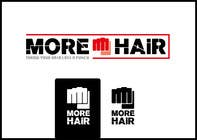 Graphic Design Konkurrenceindlæg #116 for Logo Design for MOREHAIR