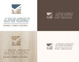 #32 untuk I need a logo designed. I have a small CNC Routing business for custom Timber designs (mainly artwork and 3D carving). oleh SlavaTerzi