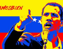 mikelpro tarafından Create iconic Obama's Hope design on President Guaido için no 24