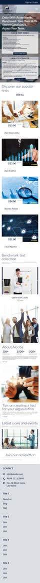 Graphic Design des proposition du concours n°105 pour Design pages for my new website - designs only (no code)