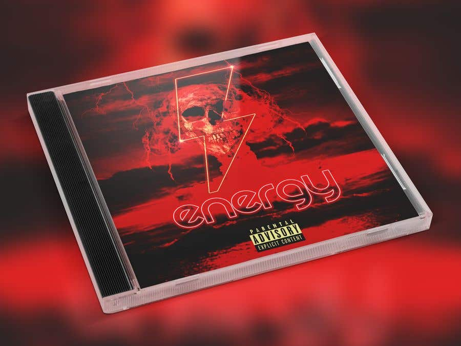"Inscrição nº 77 do Concurso para ""Energy"" Song Artwork Cover Picture"