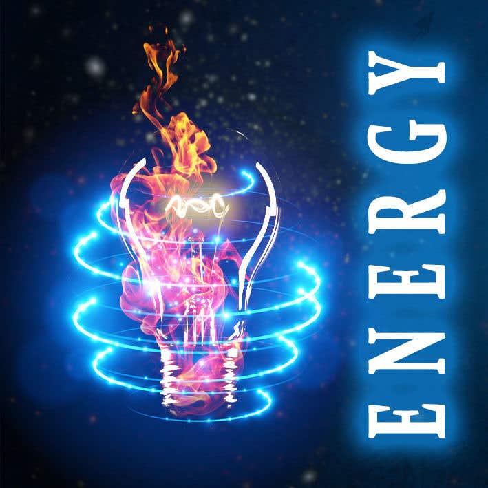 """Inscrição nº 67 do Concurso para """"Energy"""" Song Artwork Cover Picture"""