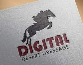 #12 cho Logo for Digital Desert Dressage bởi sadhinbangla