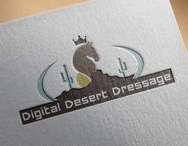 #16 cho Logo for Digital Desert Dressage bởi LoisaGold