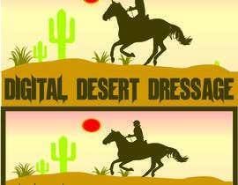 #28 cho Logo for Digital Desert Dressage bởi necropolis924