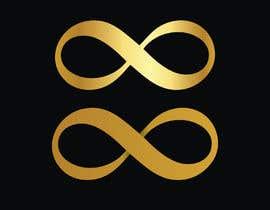 mehediabir1 tarafından Infinity logo gold için no 14