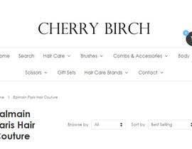 #71 для Brand Expert Needed - UI\Theme + logo for Cherry Birch от shareman262