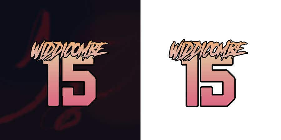 Inscrição nº 13 do Concurso para I need Widdicombe on the top like this and 15 below same colors as pictures