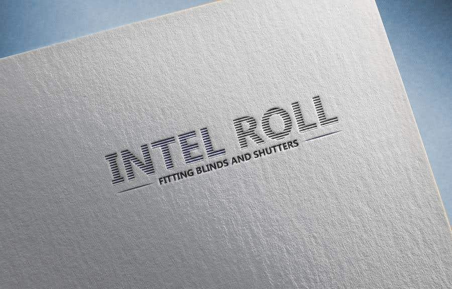 Kilpailutyö #192 kilpailussa Logo Design for IntelRoll (Blinds and shutters) company
