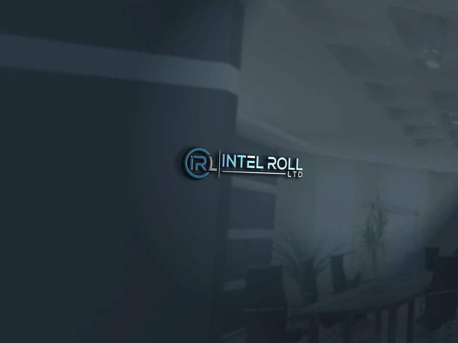 Kilpailutyö #123 kilpailussa Logo Design for IntelRoll (Blinds and shutters) company