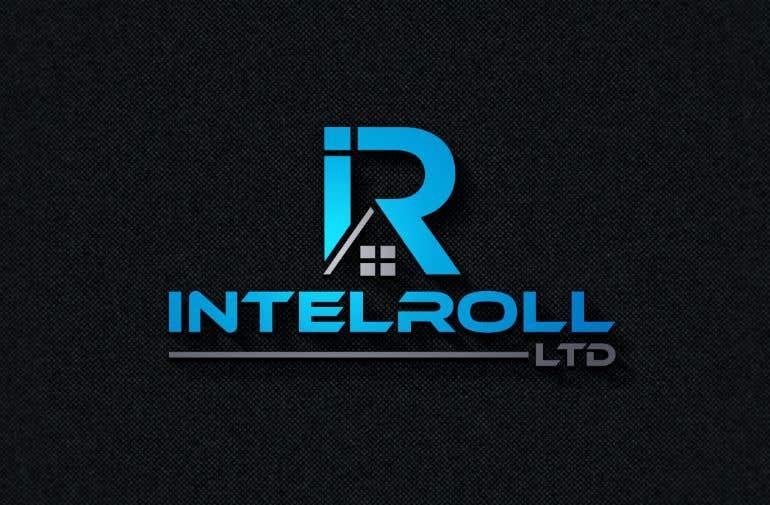 Kilpailutyö #111 kilpailussa Logo Design for IntelRoll (Blinds and shutters) company