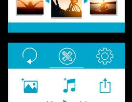 Nro 23 kilpailuun Redesign graphics for an app käyttäjältä mikelpro