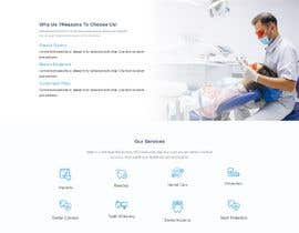 #20 untuk Design A ClickFunnels Lead Generation Page For Dentist Office oleh chiku789