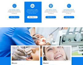 nº 6 pour Design A ClickFunnels Lead Generation Page For Dentist Office par saidesigner87