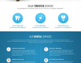 nº 9 pour Design A ClickFunnels Lead Generation Page For Dentist Office par saidesigner87