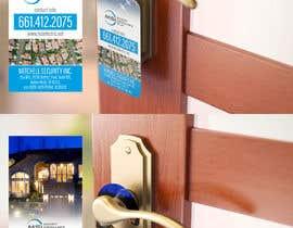 #93 for Create a door hanger by ziakhan78