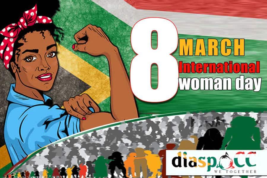 Kilpailutyö #30 kilpailussa International woman day - March 8th