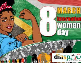 Nro 31 kilpailuun International woman day - March 8th käyttäjältä rjahan92