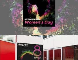 Nro 38 kilpailuun International woman day - March 8th käyttäjältä pherval