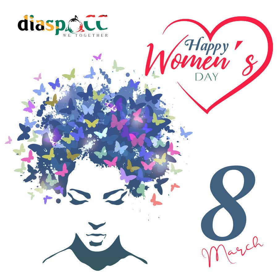 Kilpailutyö #37 kilpailussa International woman day - March 8th