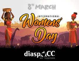 Nro 42 kilpailuun International woman day - March 8th käyttäjältä Graphyprofdesign