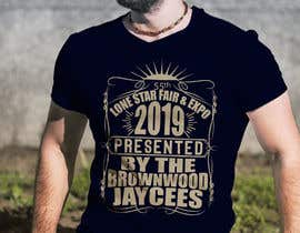 #74 for Create a T-shirt design for a western festival by stsohel92