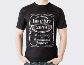 #102 for Create a T-shirt design for a western festival by kamstudio19