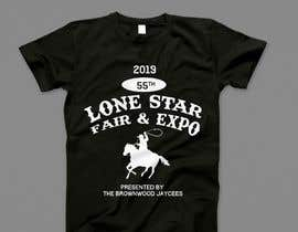 #100 for Create a T-shirt design for a western festival by trangsla812002