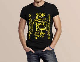 #97 for Create a T-shirt design for a western festival by ChillaxPK