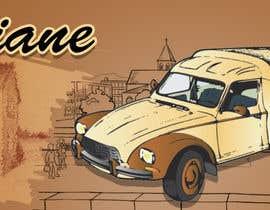 nº 17 pour Illustration avec Citroën Acadiane par khalidflp