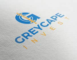 """#14 untuk name """"Greycape Invest"""". Thinking like a G with an C and two swords that is like the I. It can also be something like a medieval cape in logo. oleh bluebd99"""