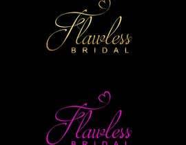 #167 untuk Bridal Logo Design oleh Rezaul420