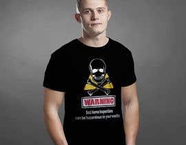 #17 for T-shirt design by sadiksufia