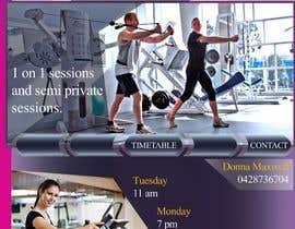 Nro 60 kilpailuun fitness flyer käyttäjältä Fahriyans