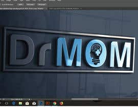 #10 for I am looking for a logo for my consulting company DrMOM. DrMOM stands for Dr Mind over Matter. It should be a logo that pops and illustrates how powerful our thoughts are.  I'd like something that appeals to both men and women. Thank you kindly.   - 05/03 af jonymostafa19883