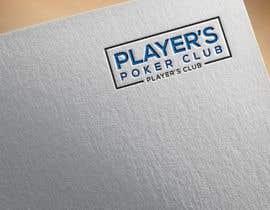 #28 for Logo design for a Poker Club by monirhossian0987