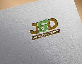 #83 for Company Logo for J&D Transfer Station af NONOOR