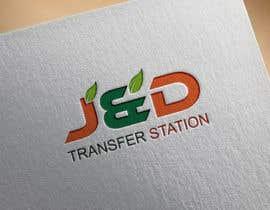 #94 for Company Logo for J&D Transfer Station af asaduzzamanaupo
