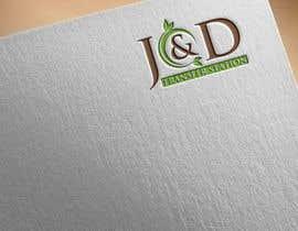 #9 for Company Logo for J&D Transfer Station af jonymostafa19883