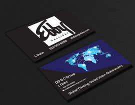 #58 para design double sided business card - LDabbs por bhuiyanatik9