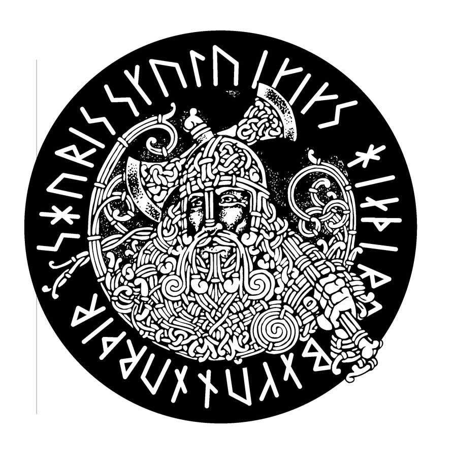 Конкурсная заявка №49 для Viking/Norse Artwork