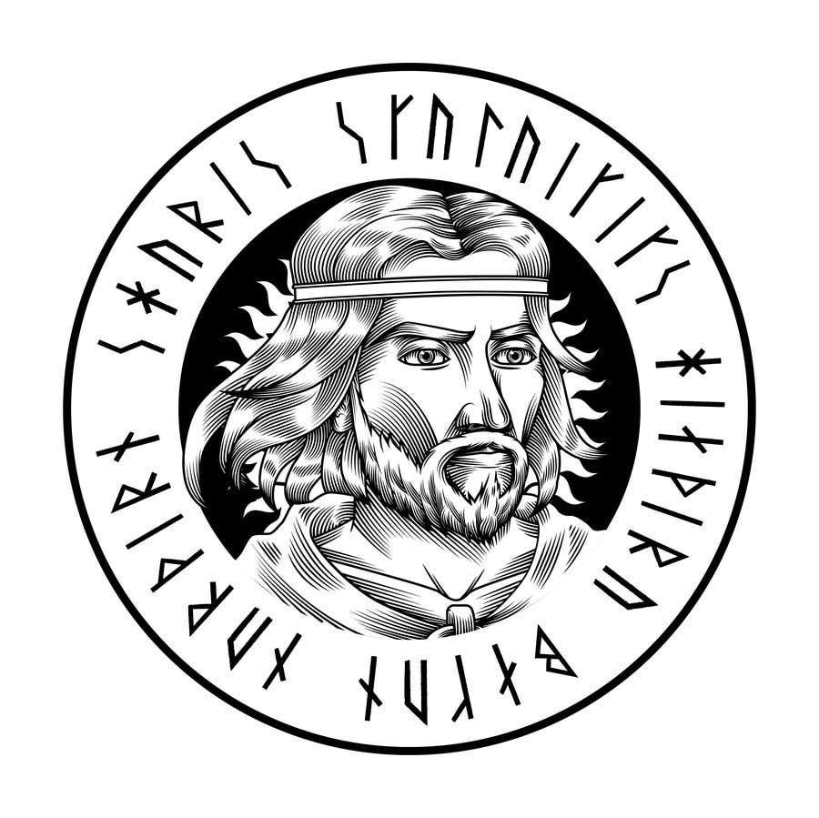 Penyertaan Peraduan #47 untuk Viking/Norse Artwork