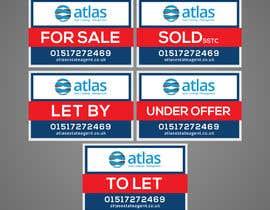 #6 cho Design a board for estate agent in UK bởi riadhossain789
