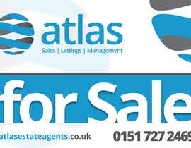 #7 untuk Design a board for estate agent in UK oleh adcorepro