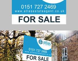 #20 untuk Design a board for estate agent in UK oleh SufyanBranding