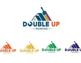 Nro 118 kilpailuun Build me Logo !!! Double Up Painting käyttäjältä Nishat1994