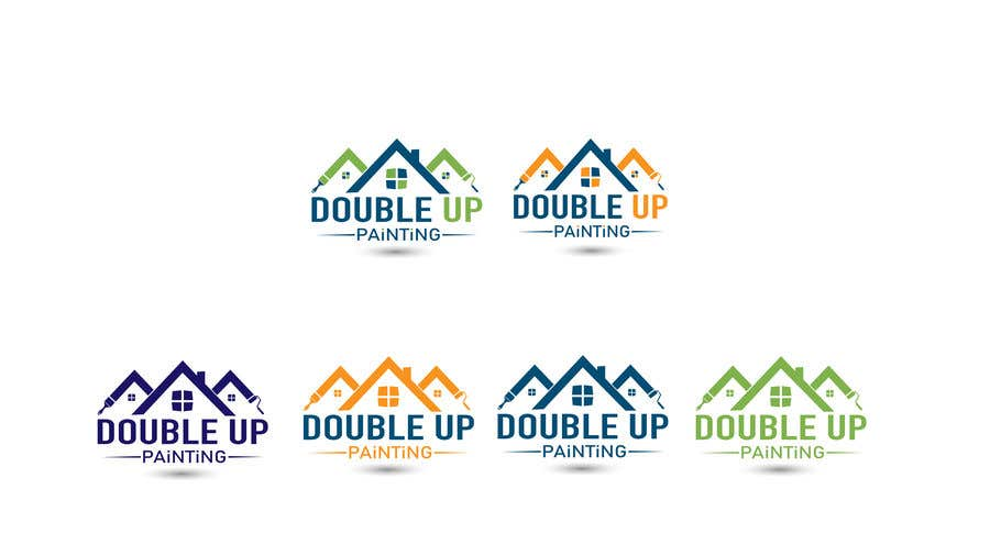 Proposition n°150 du concours Build me Logo !!! Double Up Painting